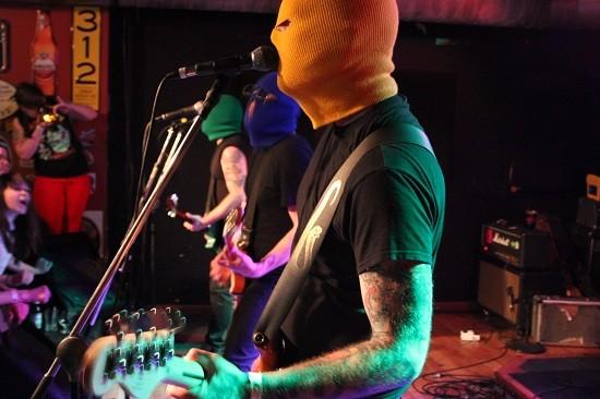 Masked Intruder @ Cicero's - DANIEL HILL