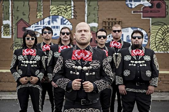 Mariachi El Bronx - ASHLEY MAILE
