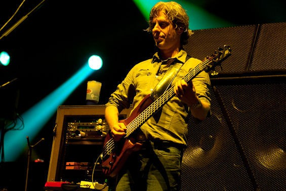 PHOTO BY JON GITCHOFF. FULL SLIDESHOW: PHISH