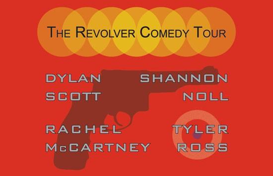 REVOLVER COMEDY TOUR