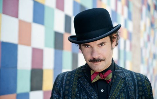 Paul F. Tompkins to perform at McKendree College - REBECCA SANABRIA // HEYREVERB