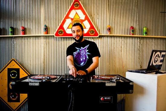 COURTESY OF DJ MAHF