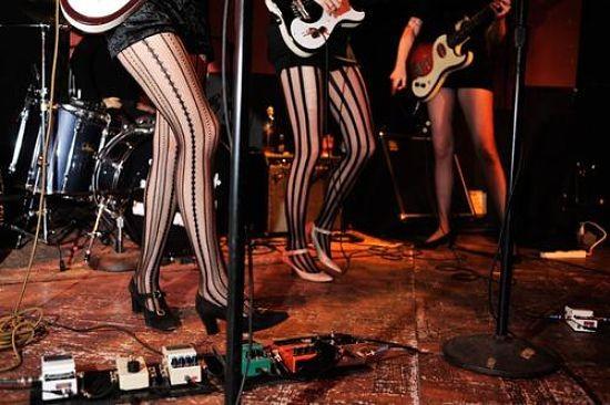 Dum Dum Girls - Monday @ Off Broadway