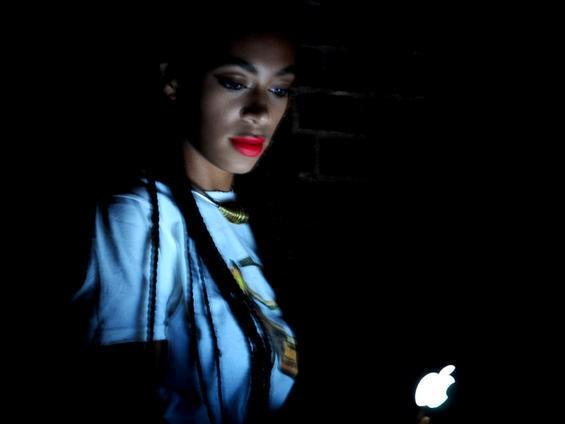 Knowles hard at work - EGAN O'KEEFE