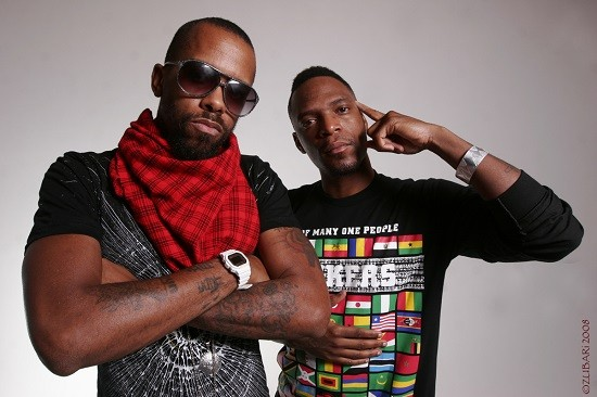 Dead Prez - PRESS PHOTO