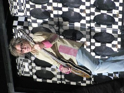 Tom Petersson of Cheap Trick - ANNIE ZALESKI