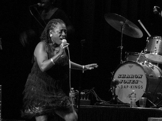 More Sharon Jones! - ANNIE ZALESKI