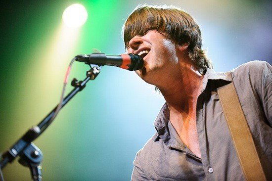 Rhett Miller returns to St. Louis with Salim Nourallah tonight at Off Broadway. Check out the full slideshow of Miller's band the Old 97's back in 2012. - PHOTO BY TODD OWYOUNG