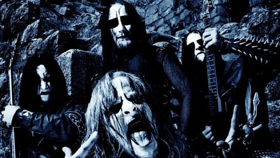 Black metal band Dark Funeral is just as Swedish as Immortal is Norwegian, and arguably even more ridiculous(ly awesome) looking.