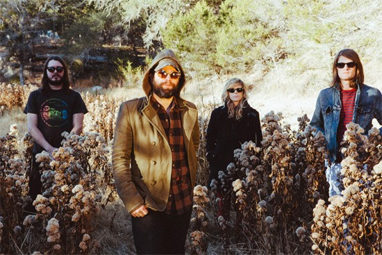 The Black Angels - Saturday, Feb. 1 @ The Firebird - PRESS PHOTO