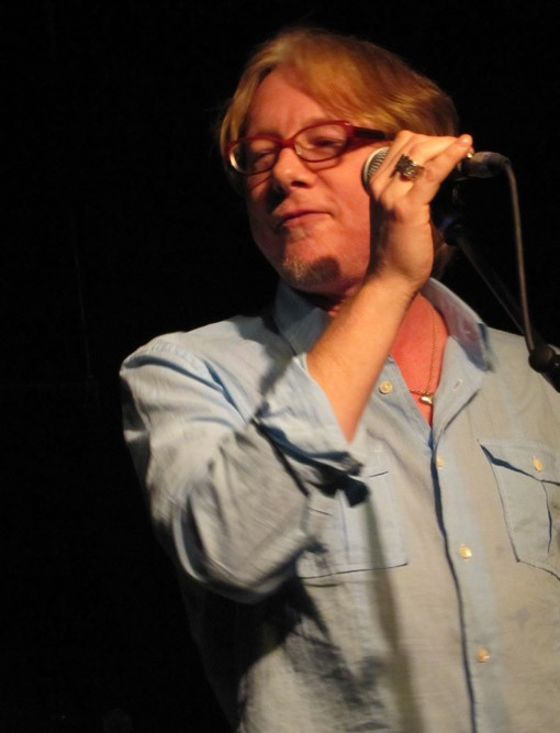 Mike Mills of R.E.M. at the Alex Chilton tribute at SXSW 2010 - DANA PLONKA