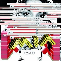 M.I.A.'s new record, Maya (a.k.a. IVI/\Y/\)