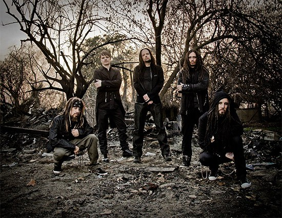 Korn - Wednesday, July 16 @ Verizon Wireless Ampitheater. - PRESS PHOTO