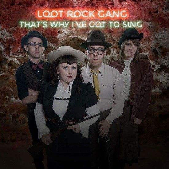 Loot Rock Gang performs not once but twice on Saturday.