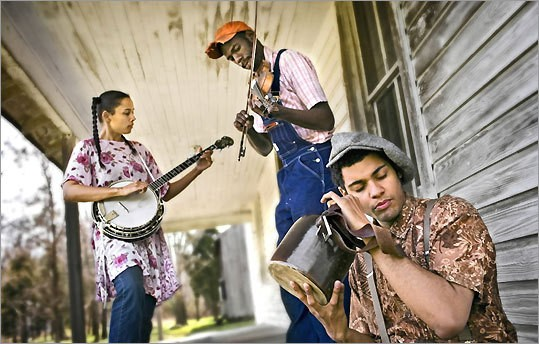 Fresh off their excellent LouFest performance, The Carolina Chocolate Drops bring their old-timey string band sound to The Sheldon on October 20.