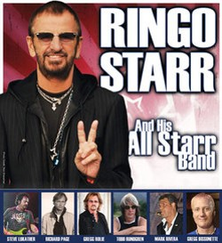 Apparently exactly zero of the world's graphic designers are on Team Ringo.