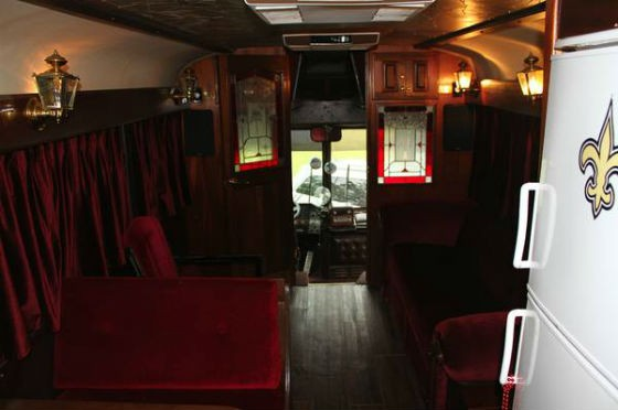 Willie Nelson's Old Tour Bus Is For Sale on Craigslist
