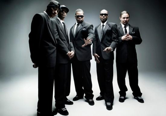 Bone Thugs-n-Harmony - Sunday, April 27 @ the Pageant - PRESS PHOTO