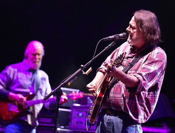 Widespread Panic performs a two-night stand at Peabody Opera House October 21-22, 2014. See more photos of the band here. - STEVE TRUESDELL
