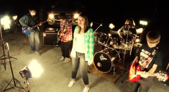 SCREENSHOT FROM THE VIDEO.