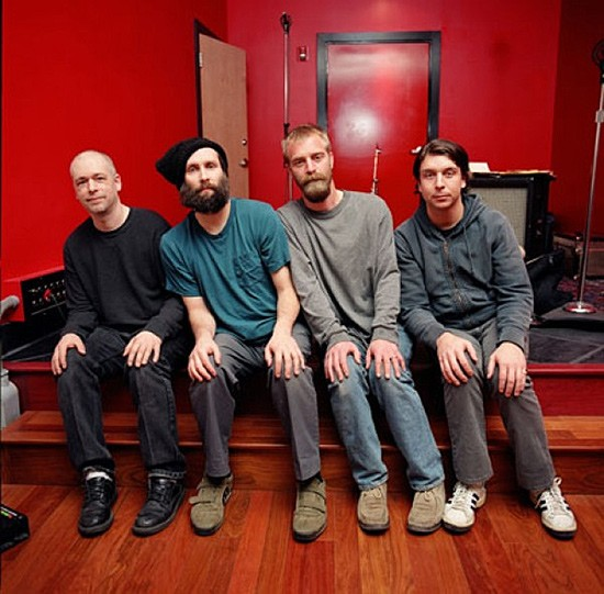 Built to Spill - Sunday, October 20 @ The Firebird