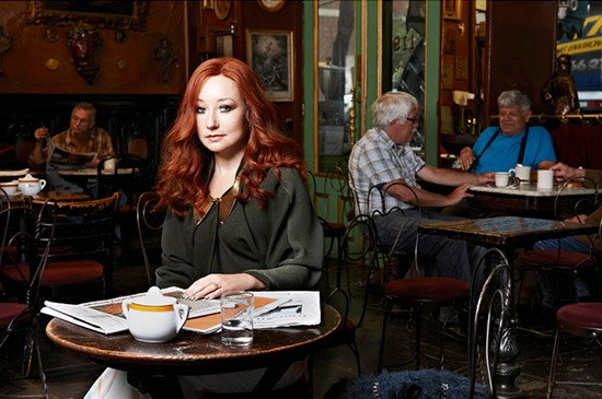 Tori Amos - Friday, August 1 @ Peabody Opera House. - PRESS PHOTO