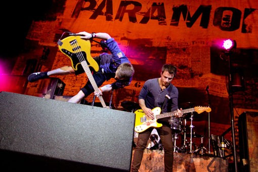 Paramore. Slideshow here. - KENNY WILLIAMSON