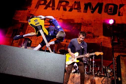 Paramore. Slideshow here. - KENNY WILLIAMSON