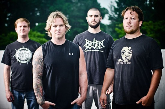 Pig Destroyer - Friday, May 16 @ Fubar - PRESS PHOTO