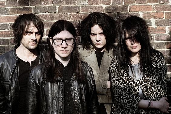 The Dead Weather debuts in St. Louis this weekend