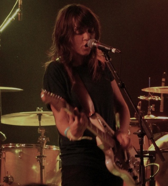 Courtney Barnett at Stubb's - DANA PLONKA