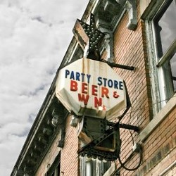 Dirtbombs' Party Store