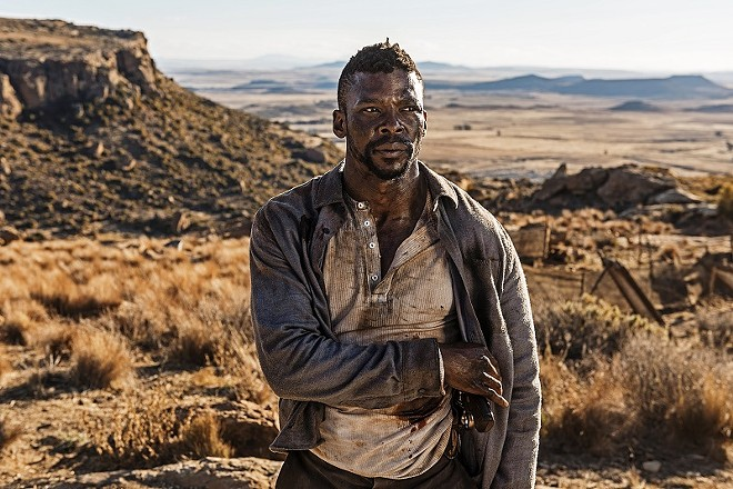 Vuyo Dabula stars in Five Fingers for Marseilles. - COURTESY OF CINEMA ST. LOUIS