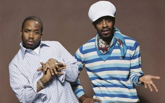 Outkast will headline this year's LouFest. - PRESS PHOTO