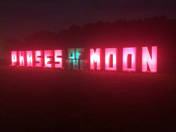 Inaugural Phases of the Moon Music and Arts Festival. - PHOTO BY MITCH RYALS