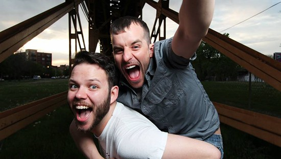 Kevin White and Mikey Manker - HONK HONK PHOTOGRAPHY