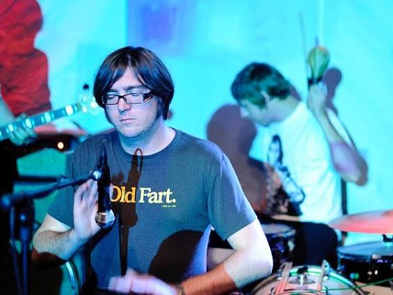 Birthday boy Matt Hollywood. See a full slideshow from last night's show. - JASON STOFF