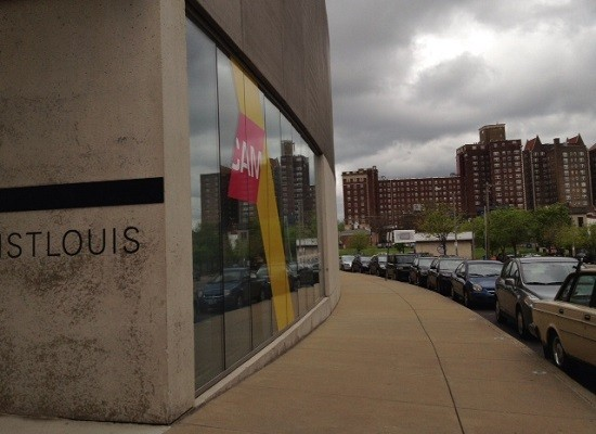 St. Louis' Contemporary Art Museum. - JAIME LEES