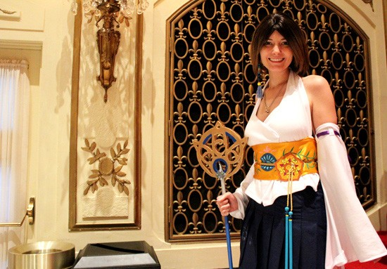 The STL Symphony's popular take on the music of Final Fantasy returns in May. - MABEL SUEN