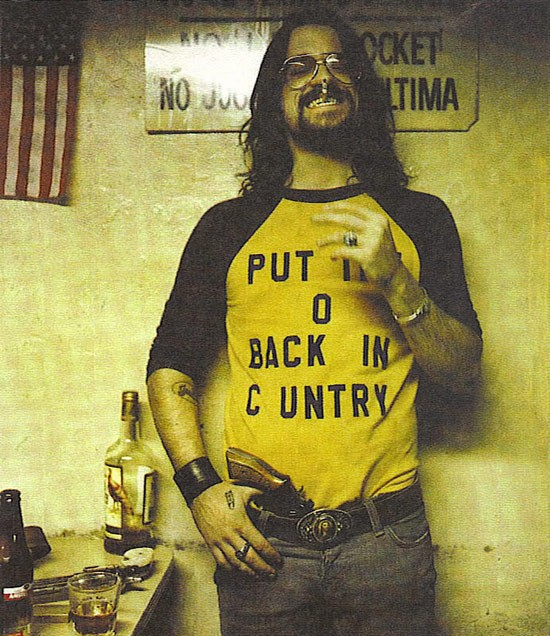 Shooter Jennings - Sunday, May 26 @ The Demo