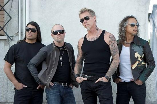 Metallica - PRESS PHOTO