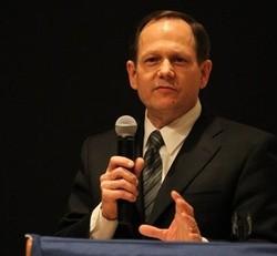 Will Mayor Slay drop the mic? - FACEBOOK