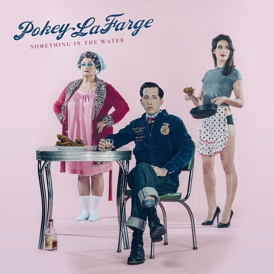 The album cover for Pokey's upcoming Rounder Records debut, due April 7.