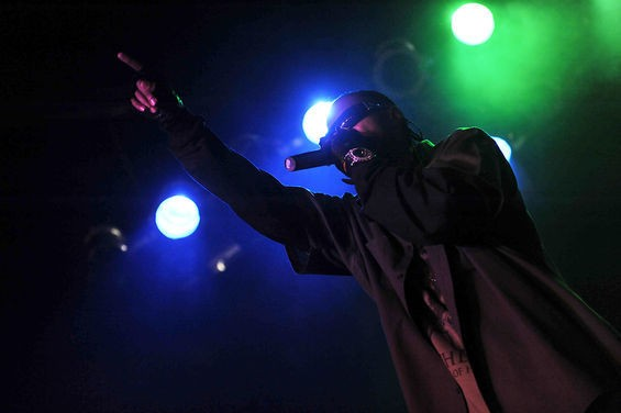 Bone Thugs-N-Harmony performs at Pop's Nightclub tonight. - PHOTO BY NICK SCHNELLE