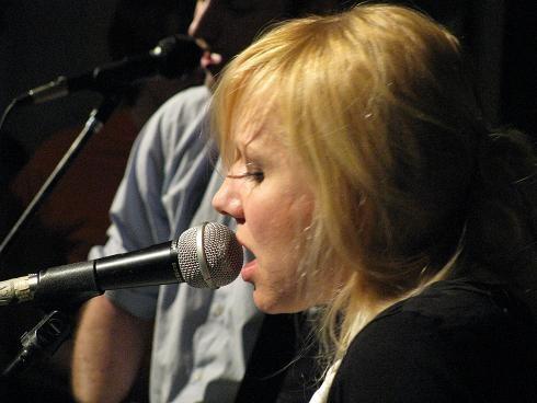 Kelly Crisp (foreground), Ivan Howard (back) - ANNIE ZALESKI