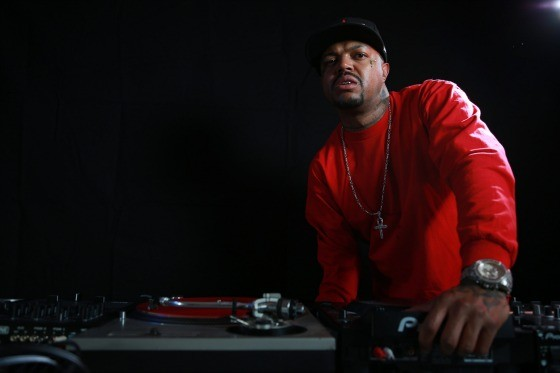 DJ Paul of Three-6 Mafia / Da Mafia 6ix - DJ PAUL BOOKING