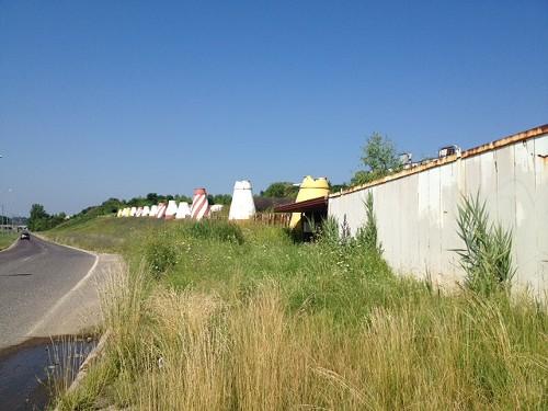 Cementland entrance - JAIME LEES