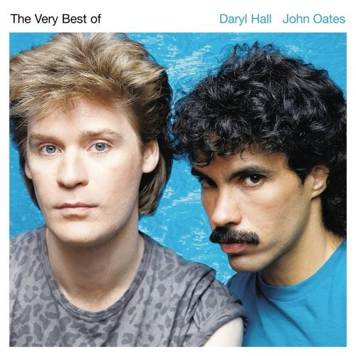 Daryl Hall (left) and John Oates (right). Seriously, that facial hair can totally fuck you up.
