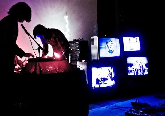 Ou Où Album Release - Friday @ Blank Space - COURTESY OF OU OÙ