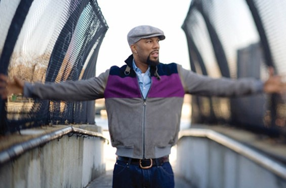 Common will perform for free with DJ Needles Friday night at Celebrate St. Louis.